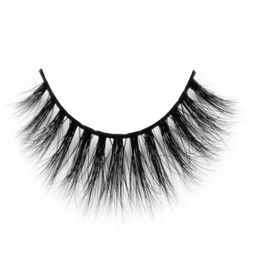 100% Pure Hand Made 3D Mink Lashes Wholesaler D114