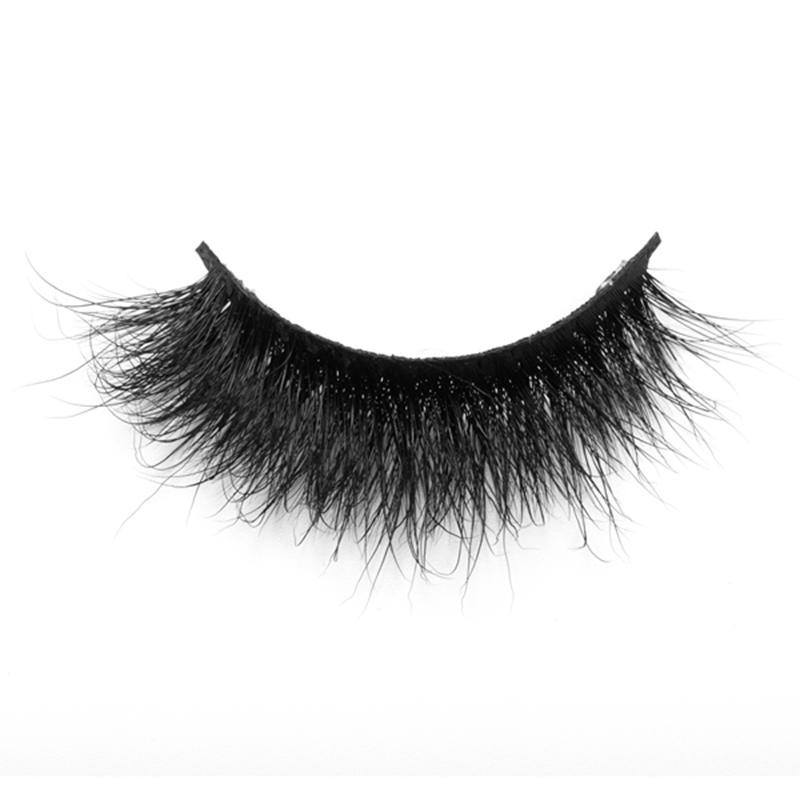 GE04 Factory Price 3D Mink Fur Lashes with Private Label