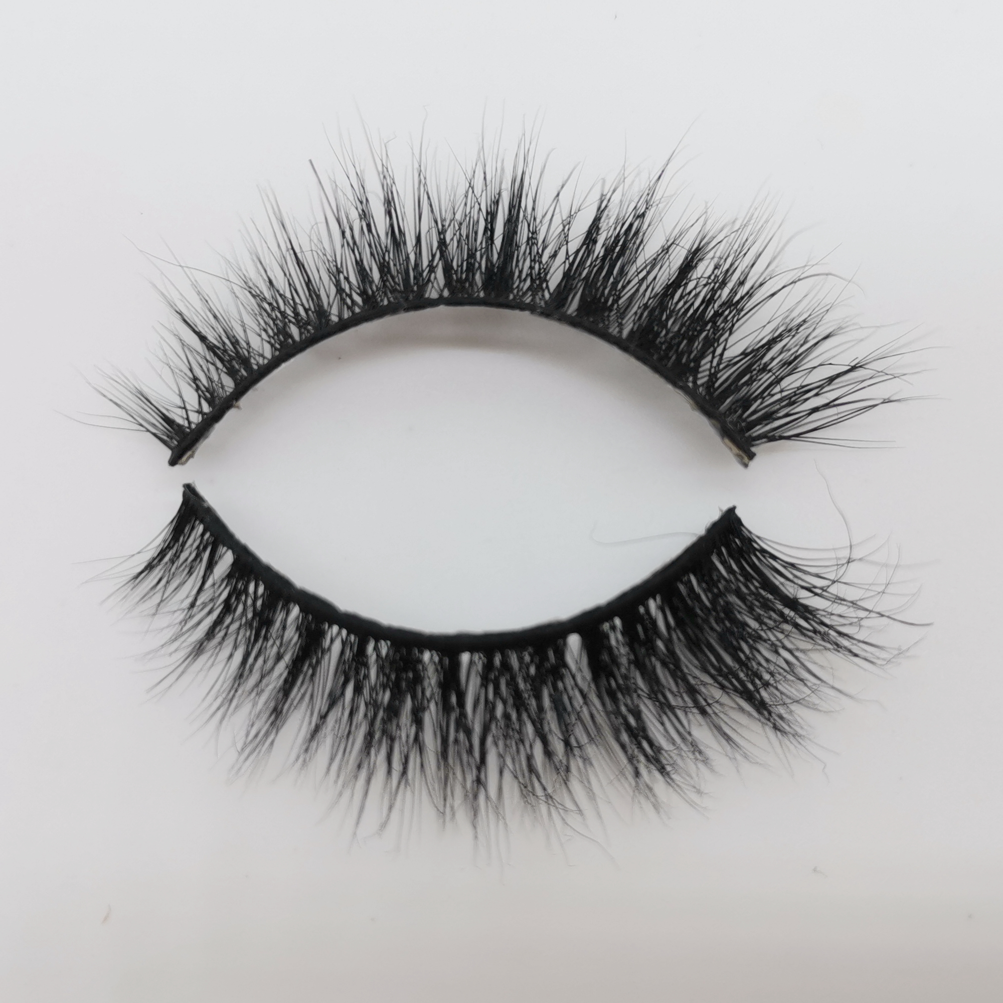 Best 3d Mink Fur Eyelashes with Customized Design Packaging